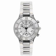 Cartier Must 21 W10184U2 Quartz Watch
