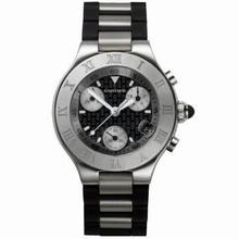 Cartier Must 21 W10198U2 Midsize Watch