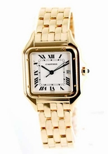 Cartier Panthere W25022B9 Mens Watch