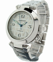 Cartier Pasha CA-9842S Mens Watch