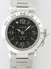 Cartier Pasha W31049M7 Mens Watch