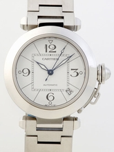 Cartier Pasha W31074M7 Mens Watch