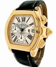 Cartier Roadster CA-10422S Mens Watch