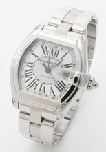 Cartier Roadster W62032X6 Mens Watch