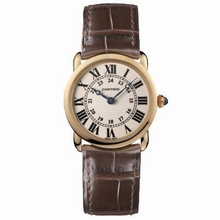 Cartier Ronde Louis W6800151 Ladies Watch