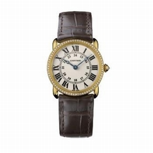 Cartier Ronde Louis WR000151 Ladies Watch