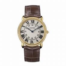 Cartier Ronde Louis WR000451 Mens Watch