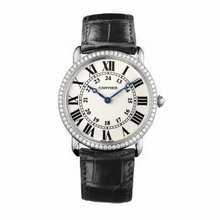 Cartier Ronde Louis WR000551 Mens Watch