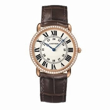Cartier Ronde Louis WR000651 Mens Watch