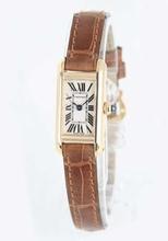 Cartier Ronde Solo W1529956 Ladies Watch