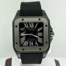 Cartier Santos 100 W2020010 Mens Watch