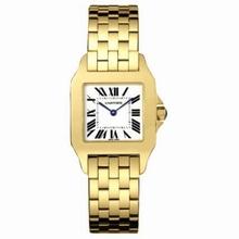 Cartier Santos Demoiselle W25062X9 Midsize Watch