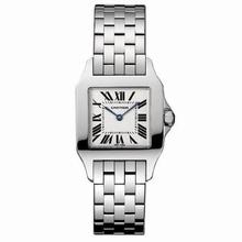 Cartier Santos Demoiselle W25065Z5 Midsize Watch