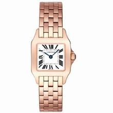 Cartier Santos Demoiselle W25073X9 Ladies Watch