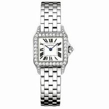 Cartier Santos Demoiselle WF9003Y8 Ladies Watch