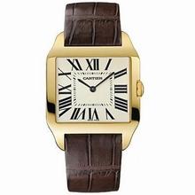 Cartier Santos Dumont W2008751 Mens Watch