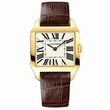 Cartier Santos Dumont W2009351 Midsize Watch