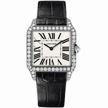 Cartier Santos Dumont WH100251 Quartz Watch