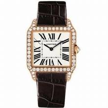 Cartier Santos Dumont WH100351 Midsize Watch