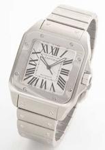 Cartier Santos W200737G Mens Watch