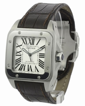 Cartier Santos W20073X8 Mens Watch