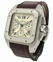 Cartier Santos W20090X8 Mens Watch