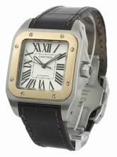 Cartier Santos W20107X7 Mens Watch