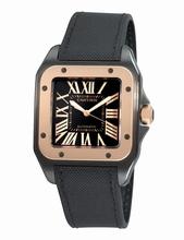 Cartier Santos W2020009 Mens Watch