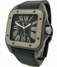Cartier Santos W2020010 Mens Watch