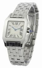 Cartier Santos W25075Z5 Mens Watch