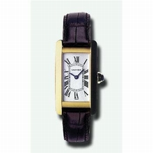Cartier Tank Americaine W2601556 Ladies Watch