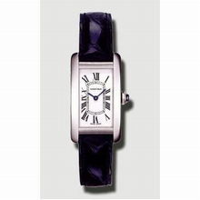 Cartier Tank Americaine W2601956 Ladies Watch