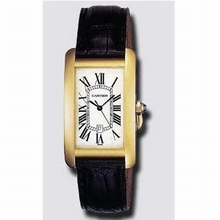 Cartier Tank Americaine W2603156 Mens Watch