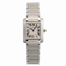 Cartier Tank Francaise W51007Q4 Ladies Watch