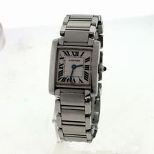 Cartier Tank Francaise W51008Q4 Ladies Watch