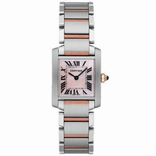 Cartier Tank Francaise W51027Q4 Ladies Watch