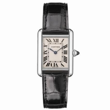 Cartier Tank Louis W1541056 Ladies Watch