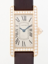Cartier Tank lWB707331 Mens Watch