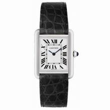 Cartier Tank Solo W1018255 Ladies Watch
