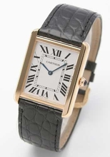 Cartier Tank W1018855 Mens Watch