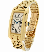 Cartier Tank W26015K2 Mens Watch