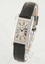 Cartier Tank W2601956 Automatic Watch