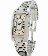 Cartier Tank W26019L1 Mens Watch
