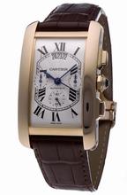 Cartier Tank W2610751 Mens Watch