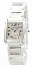 Cartier Tank W50012S3 Mens Watch