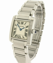 Cartier Tank W51008Q3 Ladies Watch