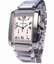 Cartier Tank W51024Q3 Automatic Watch