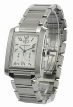 Cartier Tank W51024Q3 Mens Watch