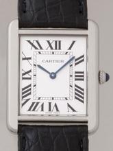 Cartier Tank W5200003 Mens Watch