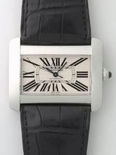 Cartier Tank W6300755 Mens Watch